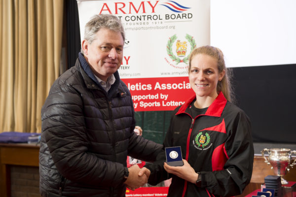 INTER SERVICES CROSS COUNTRY CHAMPIONSHIPS