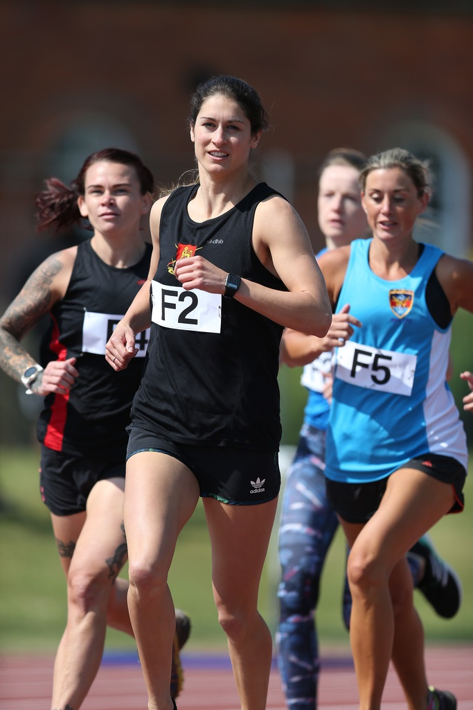 The Army Inter-Corps and Individual Athletics Championships Results