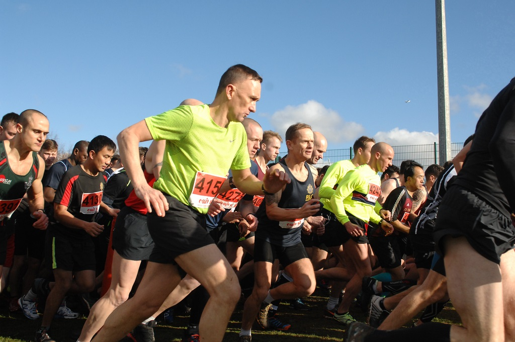 Army Inter-Unit and Individual Cross Country Results 30 Jan 2019